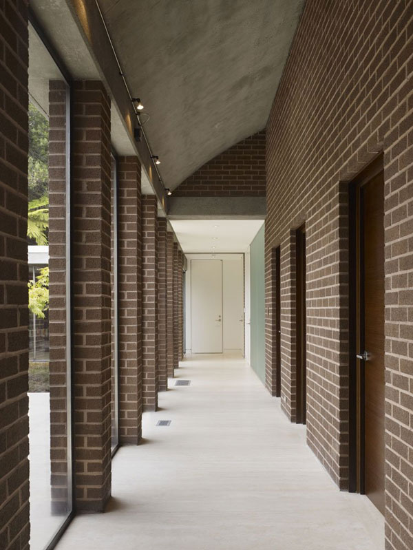 Ogrydziak Prillinger Architecture Of Concrete Brick And Glass