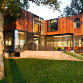 Contemporary Cottage on the Lake – Modern, not Modest