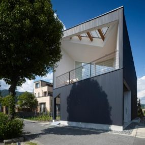 Open Air Homes – Modern architecture incorporating negative space