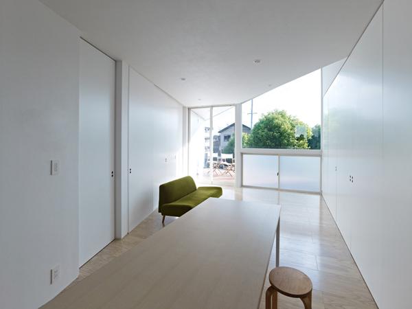 open air homes modern negative space 4