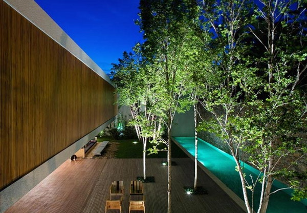 panama house 8 Open Concept House in Sao Paulo, Brazil   exotic luxury house