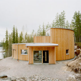 Passive House Plans – Swedish Eco Home
