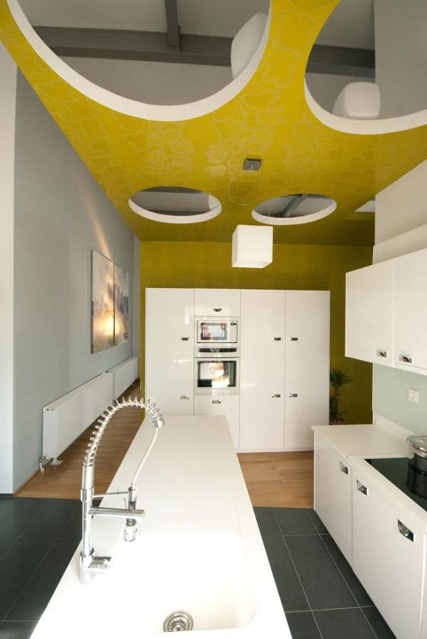 passive solar home design 7 Passive Solar House Design Overlooking Mount Olympus