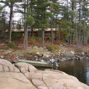 French River Cottage with Passive Solar