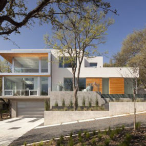 Beautiful Contemporary Homes – Passive Solar House in Texas