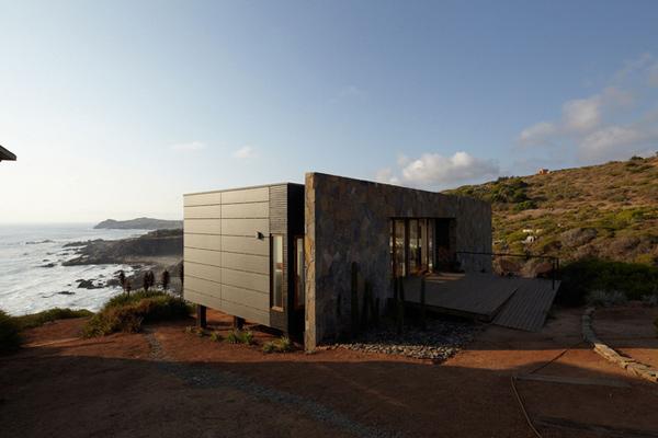 passive solar stone house 7