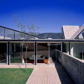Innovative Home Design for the Pedro Lira House in Santiago, Chile