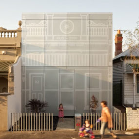 Australian Architecture Firm Blurs Boundaries in the Perforated House