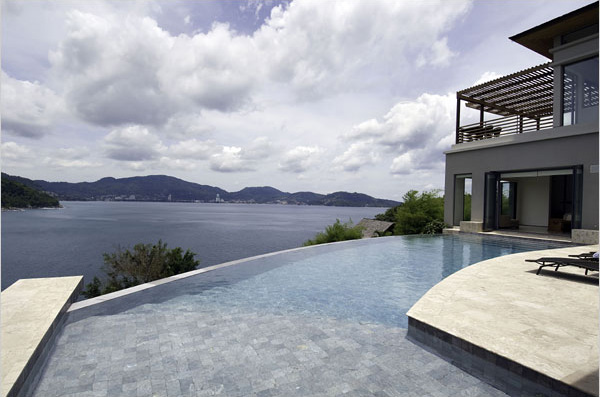 phuket villa 3 Luxurious Malibu Style Beach House in Phuket, Thailand