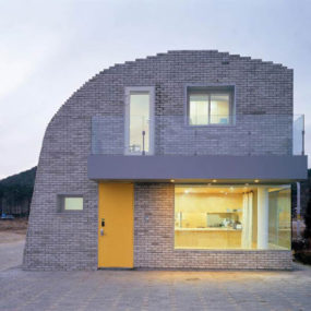 Korea Modern Architecture – Pixel House