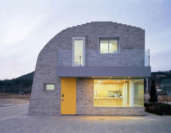 pixel house 1 Korea Modern Architecture   Pixel House