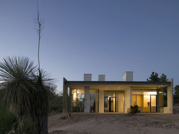 planar house steven holl 1 Prefab Home in Paradise Valley, Arizona   Fabulous Planar House