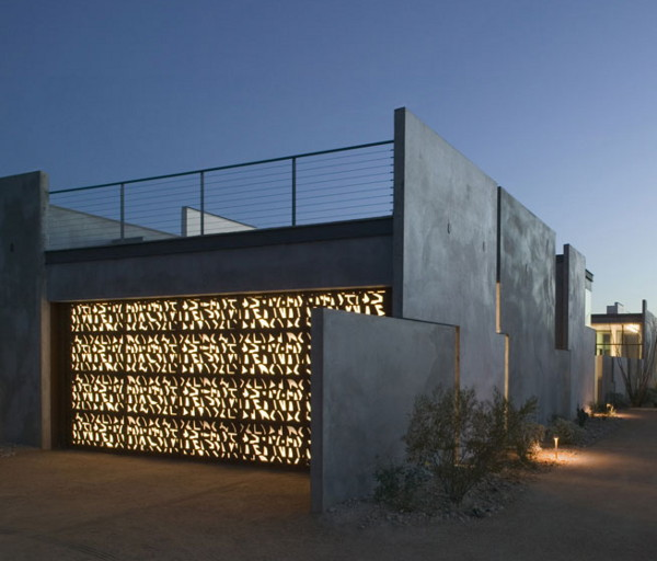 planar house steven holl 2 Prefab Home in Paradise Valley, Arizona   Fabulous Planar House