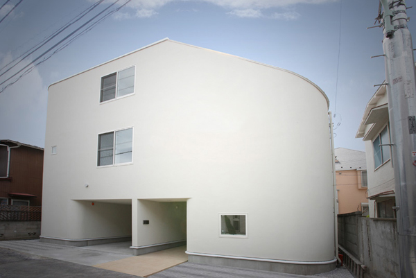 play house architecture japan 1 Play House Architecture in Tokyo, Japan