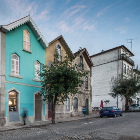 Portuguese Townhouse with 19th Century Brazilian Architectural Influence