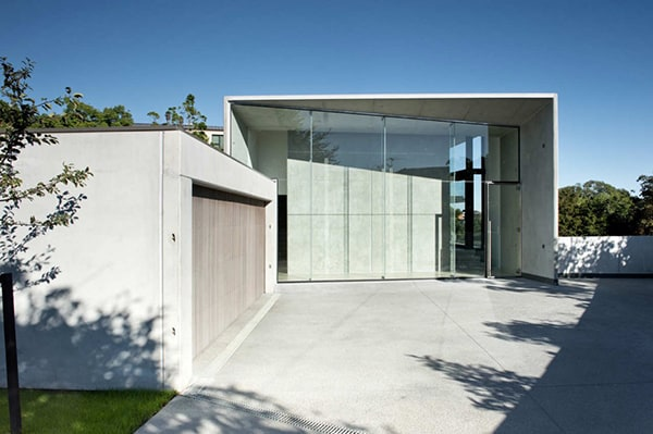 Precast concrete walls house in new zealand for Precast concrete home plans