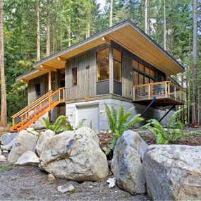Prefab Sustainable Home by Method Homes: for sale in Washington