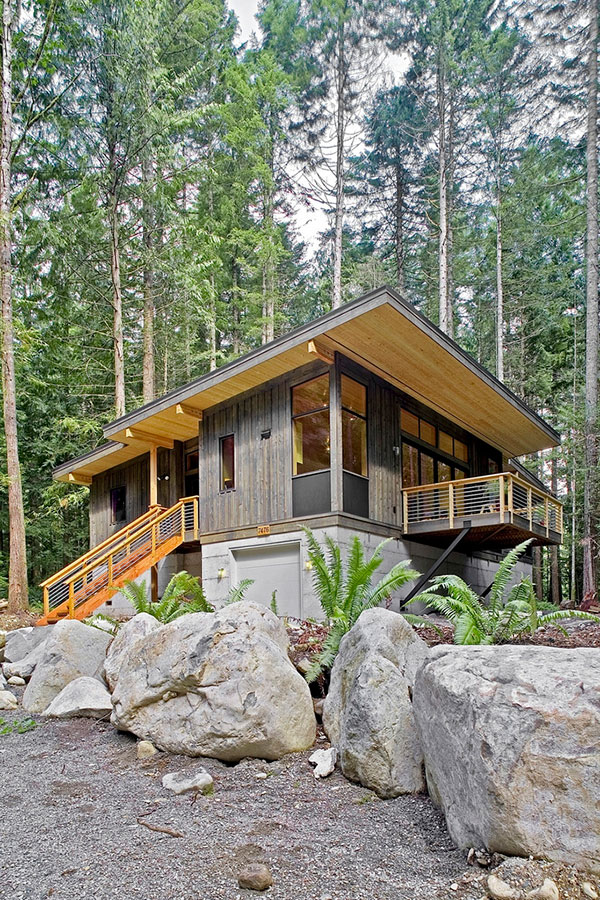 Prefab sustainable home by method homes for sale in for Contemporary home plans for sale