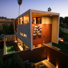 10 Sustainable Home By Architect Jonathan Segal U2013 Smart, Contemporary, Off  The Power Grid