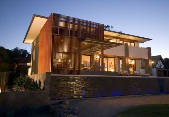 Modern House Design Built of Eco-Friendly Radial Timber on modern house architecture design, modern mountain home designs, modern italian home design, modern eco-friendly prefab homes, modern horse barn designs,