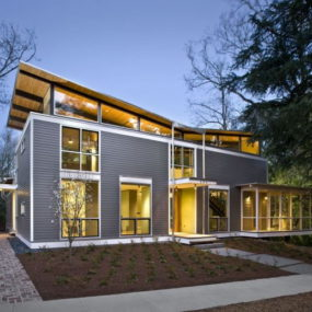 Sustainable Residential Architecture Surpasses LEED and Style Standards