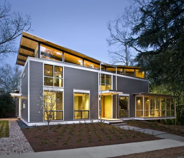 rainshine house 2 Sustainable Residential Architecture Surpasses LEED and Style Standards