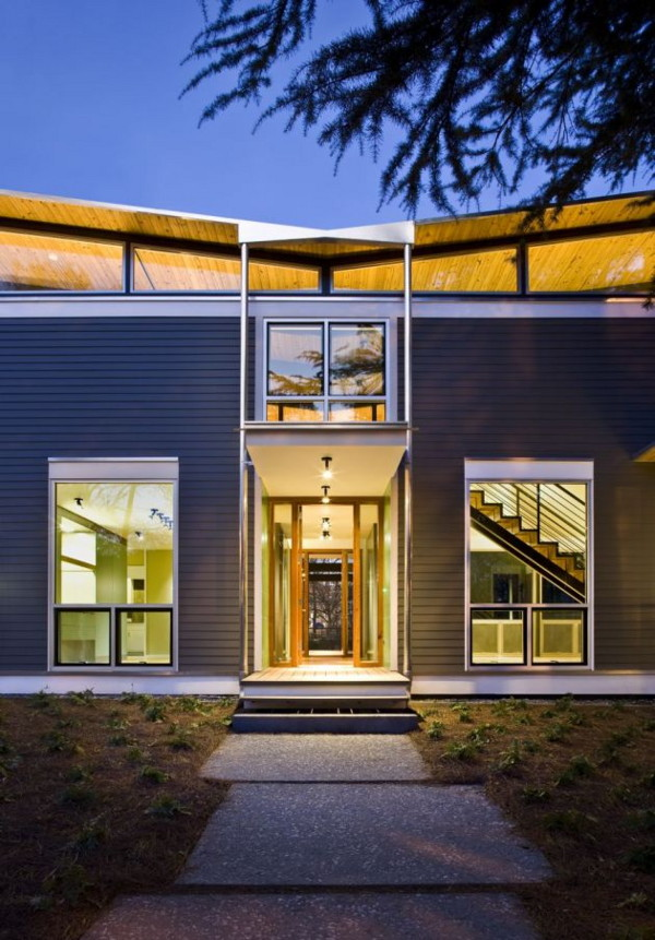 rainshine house 3 Sustainable Residential Architecture Surpasses LEED and Style Standards