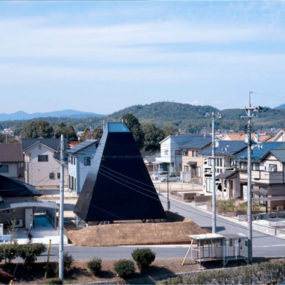 Pyramid Architecture … in Japan