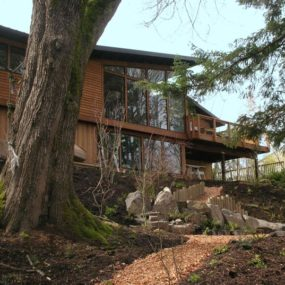 Ranch Style House Design Goes Sustainable
