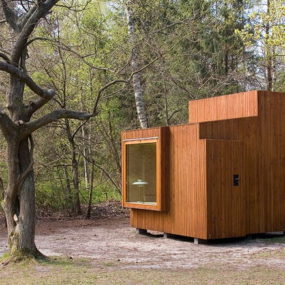 Book Nook – The Read Nest Cabin in Danish Woods