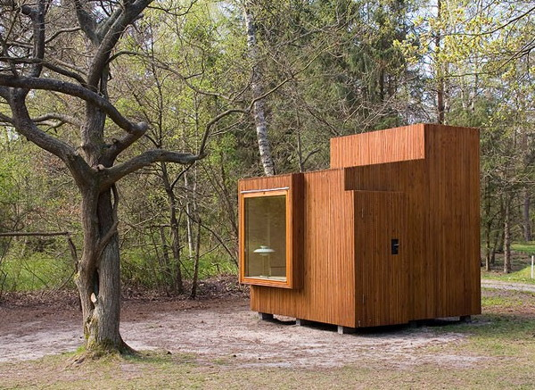 read nest cabin 1 Book Nook – The Read Nest Cabin in Danish Woods