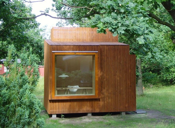 read nest cabin 2 Book Nook – The Read Nest Cabin in Danish Woods