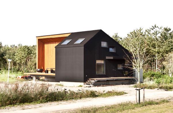 rubberhouse netherlands architects cityforster 1 Rubber Clad House, by Netherlands Architects Cityforster