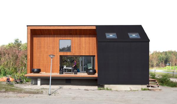 rubberhouse netherlands architects cityforster 2 Rubber Clad House, by Netherlands Architects Cityforster
