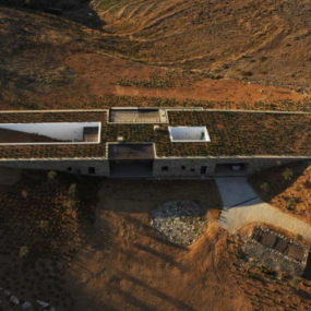 Rustic Stone Homes – Bridge House in Greece