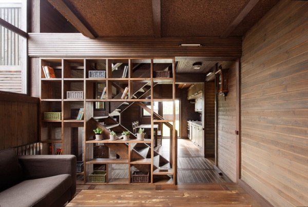 rustic style house plan volga river russia 4