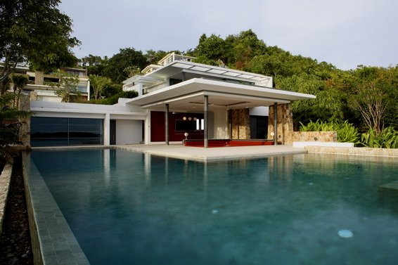 samujana villa 1 Luxury Thai Beach House