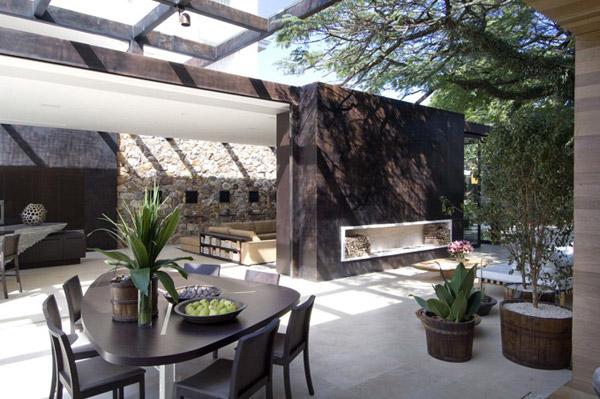 sao paulo contemporary architecture modern loft 3
