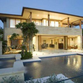 Resort-Style Luxury Living on Crystal Bay, Australia