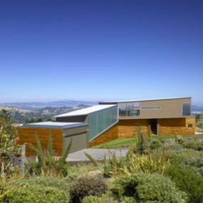 Mountain Home Design Inspired by Views, Mill Valley, CA