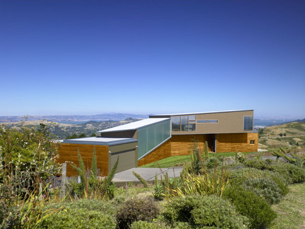 sherman residence 2 Mountain Home Design Inspired by Views, Mill Valley, CA