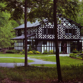 Richard Woods design – 'right out of a storybook' house in Woodstock, New York