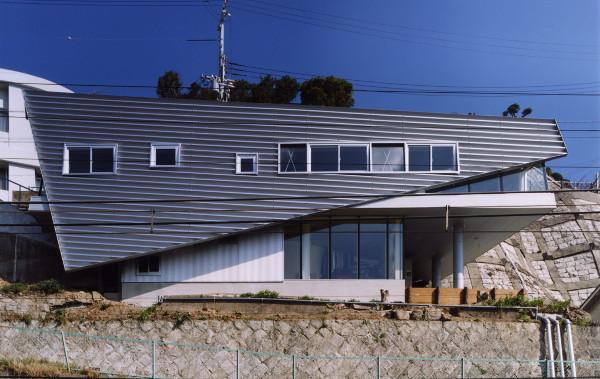 shuhei endo house 1 Modern Japanese Home   Skinny House by Shuhei Endo
