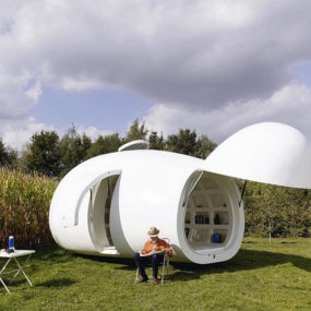 Significantly Small Living In A Fully-Functional Portable Orb