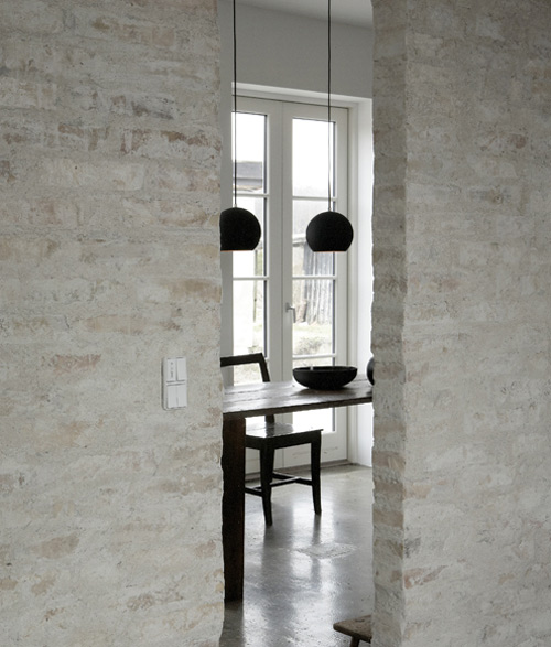 simple studio home design 2 Simple Studio Home Design: Artists Space in Denmark