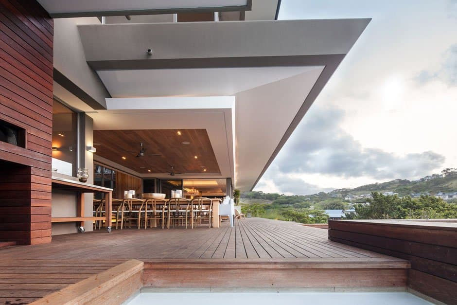 Outdoor Living House Plan with Beautiful Interiors and Exteriors