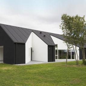 Modern Country Home in Denmark