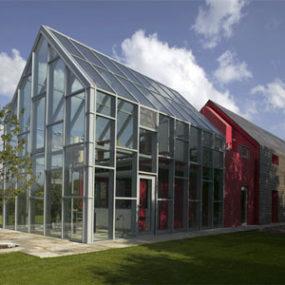 Sliding House is a Hi-Tech Dream Home