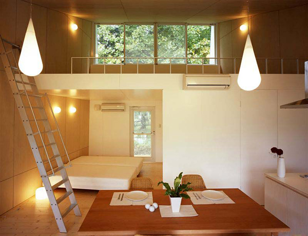 small japanese homes compact cottage 5
