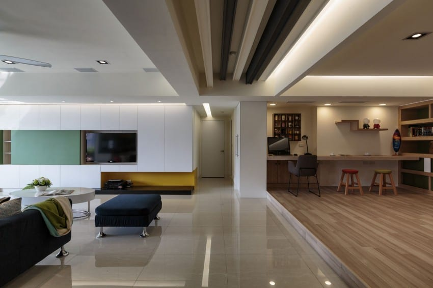 View In Gallery With Apartment Style House Design.